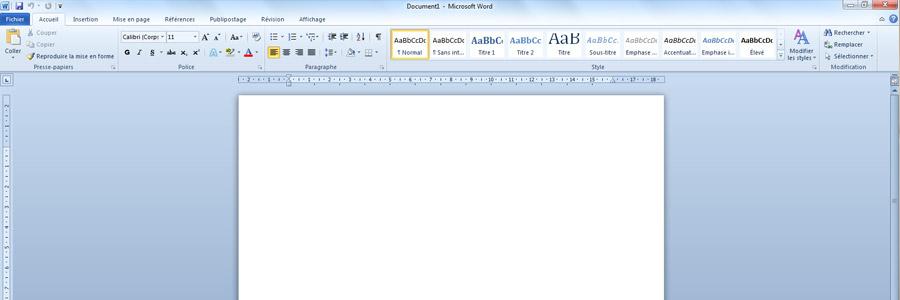 Logiciels bureautiques Microsoft Office