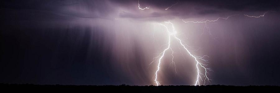 Les bons réflexes en cas d'orage